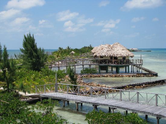 Thatch Caye, a Muy'Ono Resort : Cabanas