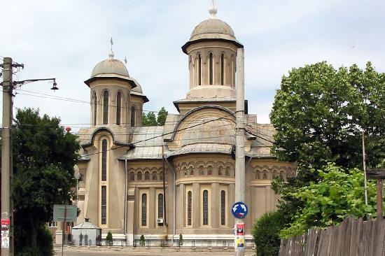 Drobeta-Turnu Severin, Romania: St George's Church