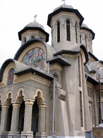 Drobeta-Turnu Severin, Rumania: St George's Church