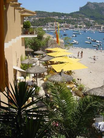 Bar and Restaurant Agapanto: Restaurant Agapanto - Exterior