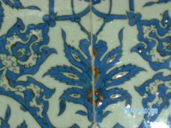 Mezquita de Rüstem Paşa: Rustem Pasa Mosque - tiles