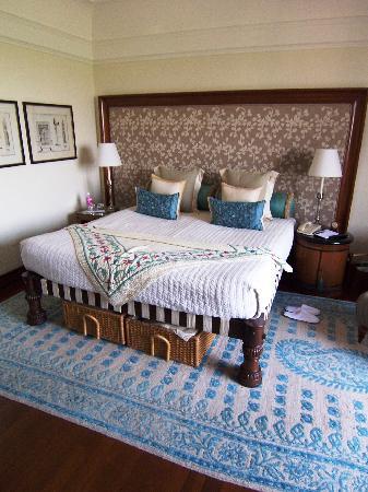 The Oberoi Amarvilas: Superior Room
