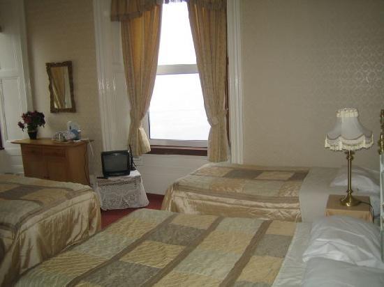 Portpatrick Mount Stewart Hotel Room View 1