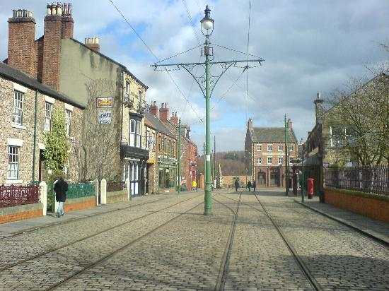 Beamish, UK: The Town