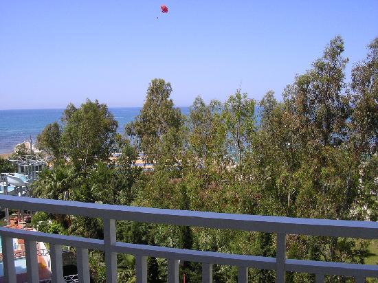 SENTIDO Perissia: Balcony View