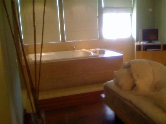 The Hotel Caracas: Room 310 - Jacuzzi