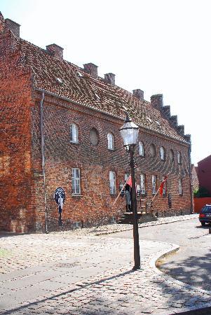 Ribe, Δανία: Hotel Den Gamle Arrest