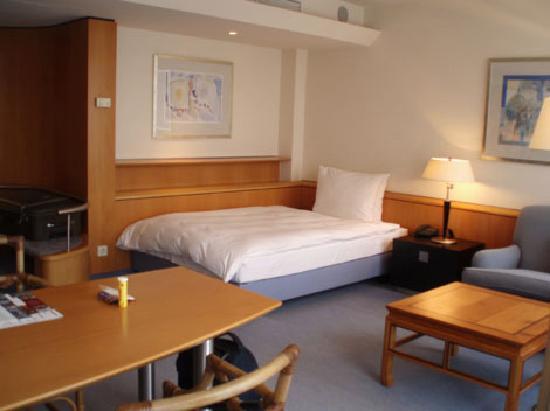 Hotel  Studio Room Review