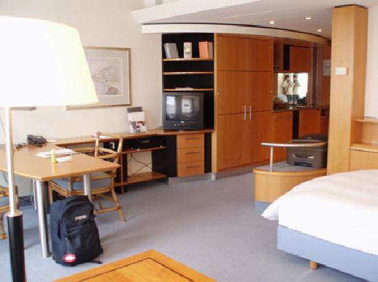 Hotel Madison In Hamburg