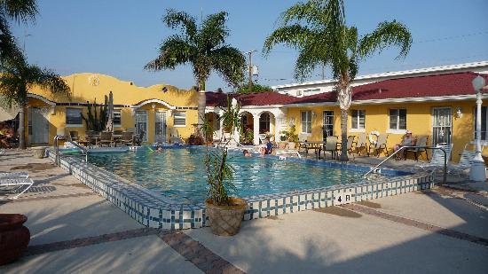 Gulf Tides Inn: Die Anlage im Überblick