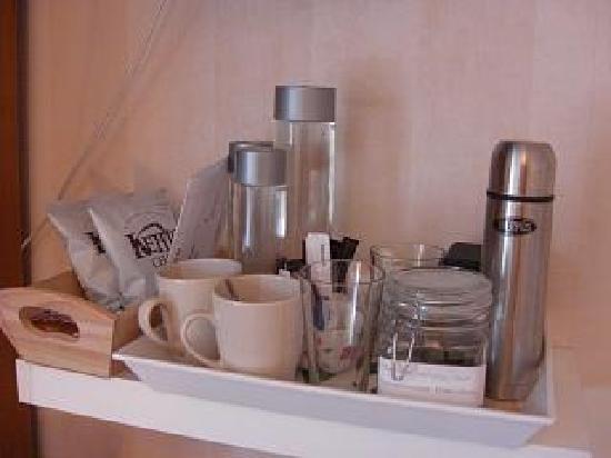 The Old Bakery: great tea tray