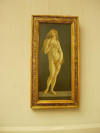 Gemäldegalerie: Boticelli