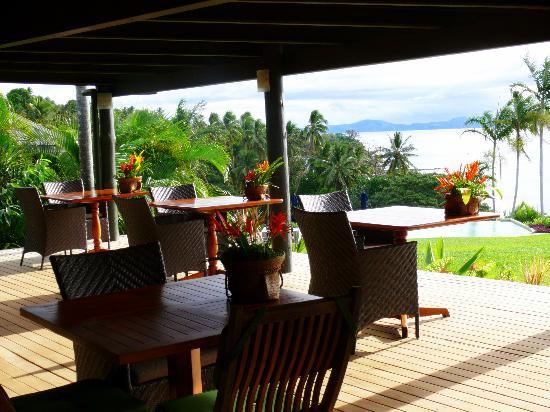 Taveuni Island Resort & Spa: The restaurant
