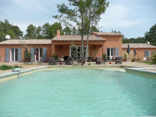 Villa Josephine : Piscine