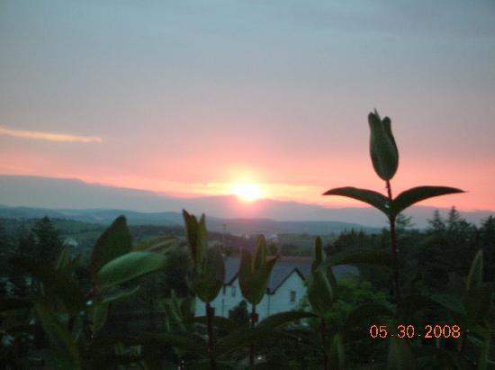 Rockville Bed and Breakfast: Sunset at Rockville