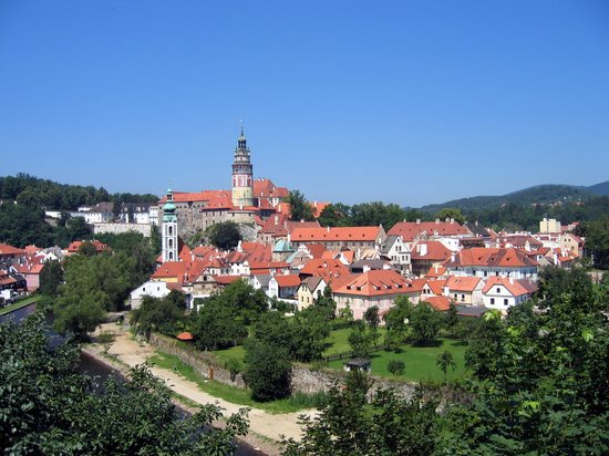 Wereldkeuken/internationaal restaurants in Cesky Krumlov