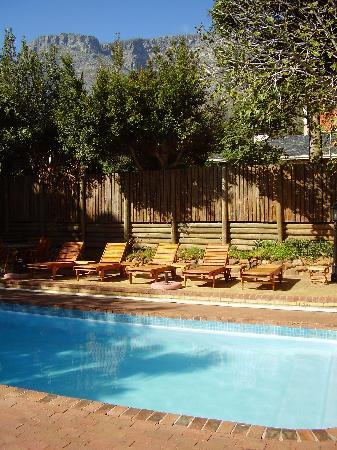 Floreal House: Pool  & Table Mountain