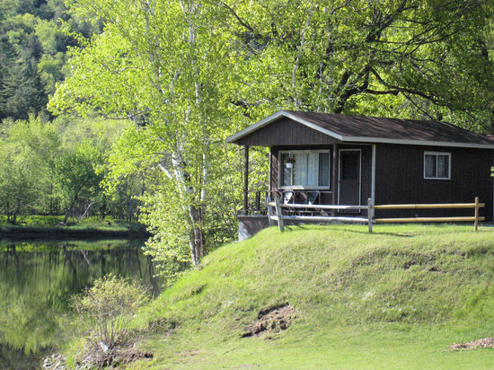 Stony Creek Ranch Resort: Freestanding cabin #92