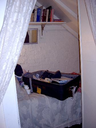 Serendipity Bed and Breakfast : Another bed sectioned off