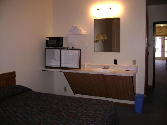 Vinchester Inn: rooms