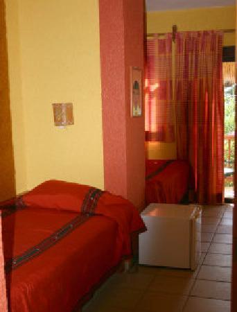 Playalingua del Caribe: Basic rooms--playalingua.com