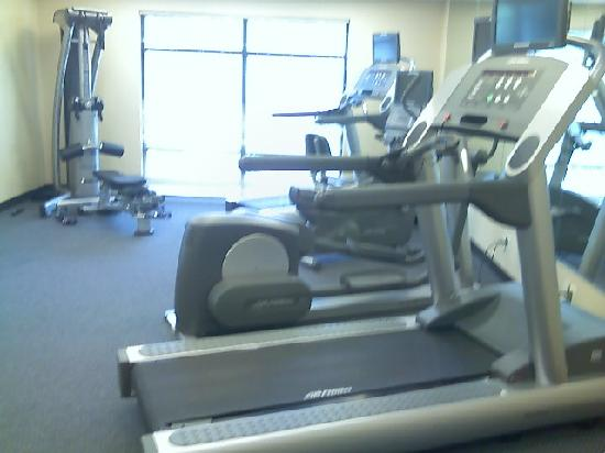 SpringHill Suites Erie: Exercise Room!