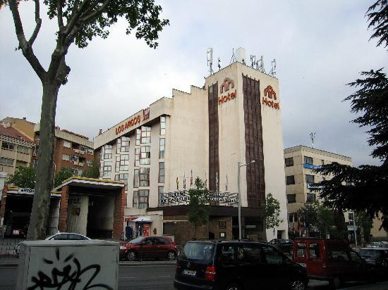 Los Arcos Hotel - Segovia