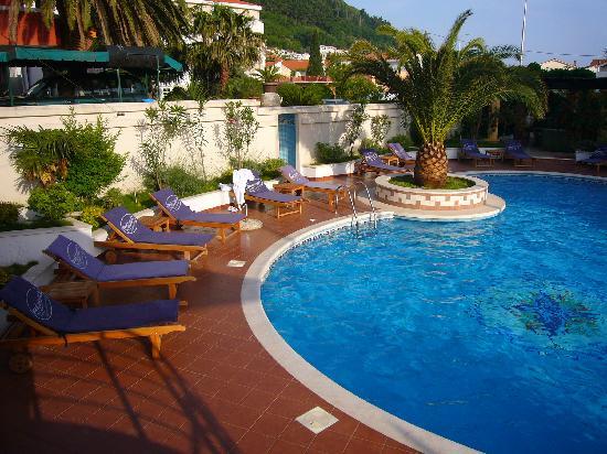 Hotel Max Prestige : Pool area