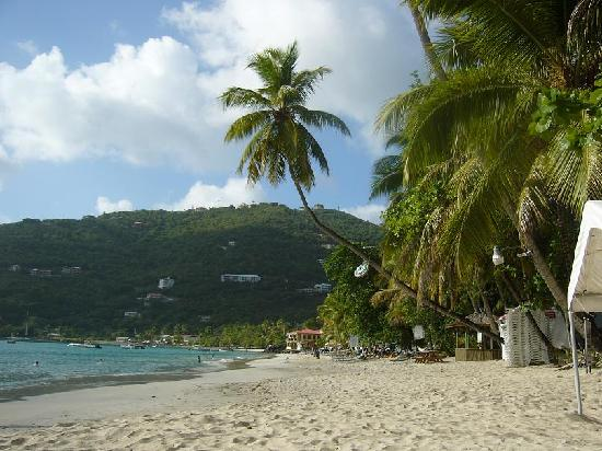 Cane Garden Beach Picture Of Agape Cottages Tortola