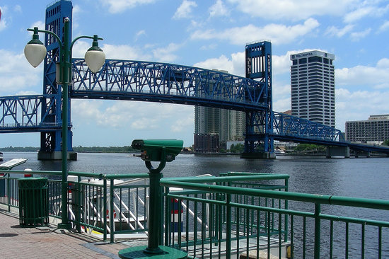 Jacksonville, FL: View from Boardwallk
