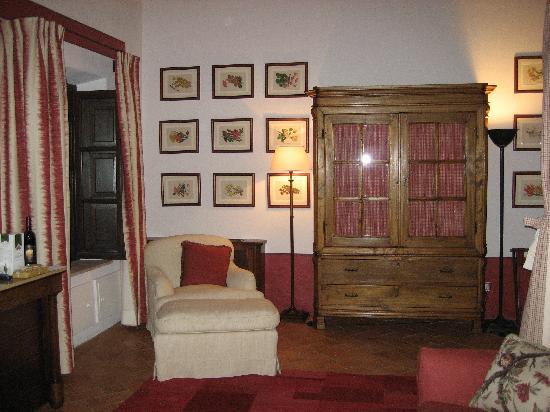 Castello Banfi - Il Borgo : gorgeous room