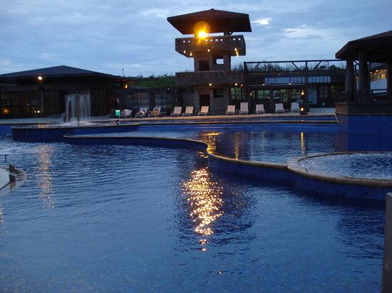 Salt Water Hot Springs