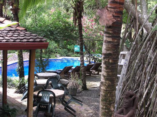 Villas Nicolas: Jump in