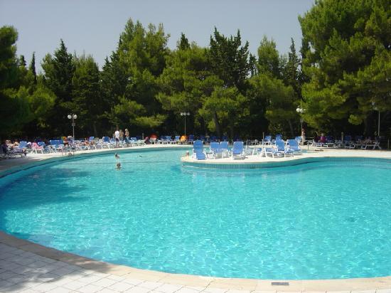 Hotel Croatia Cavtat: the pool