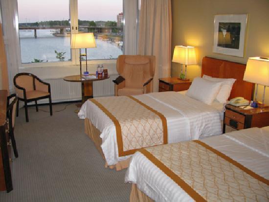 Hilton Helsinki Strand: Room on third floor