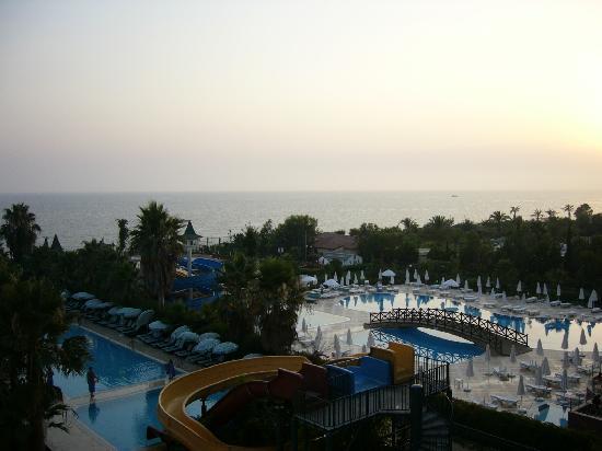 Meryan Hotel: vue de la chambre