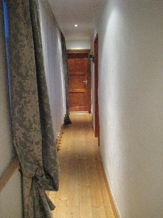 Hotel Schwan Mainz: Hallway at Hotel Schwan
