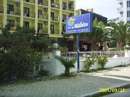 Miletos Hotel: Miletos