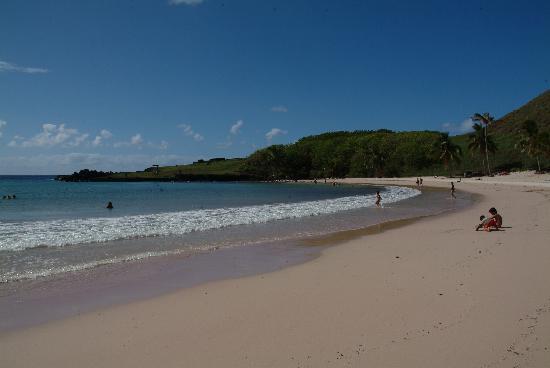 Te'ora: Anakana beach