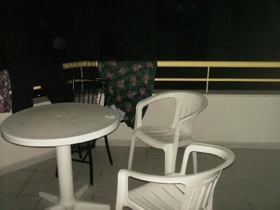 Sifalar Apart Hotel: balcony