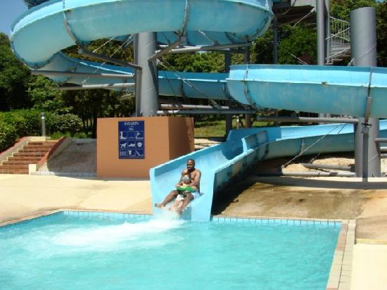 Resort Amarin: Hotel slide