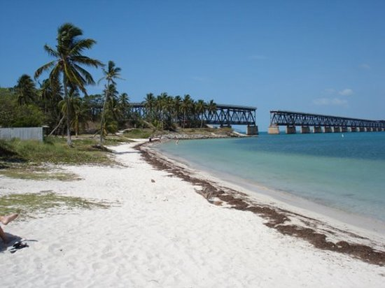 Bahia Honda State Park and Beach: Beach View
