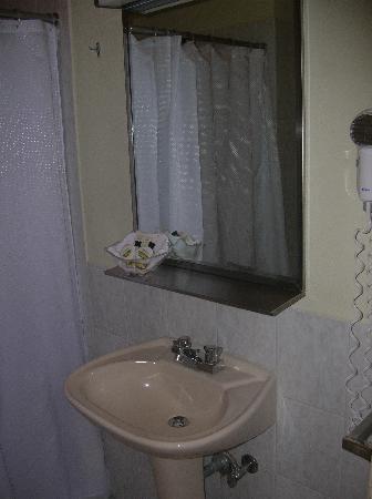 Hotel Petén Espléndido: bagno