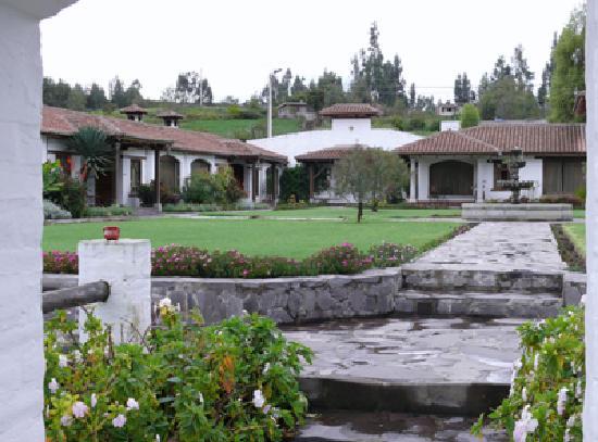 Hacienda Abraspungo: Chalets