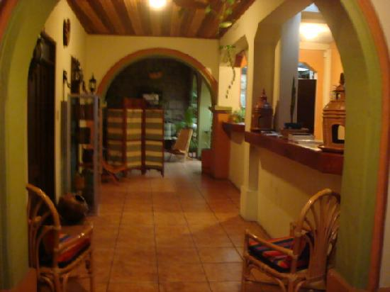 Casa Dona Mercedes : Hotel's lobby