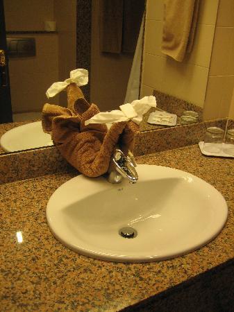 Hotel Riu Chiclana: baño