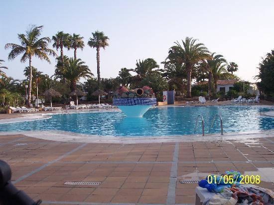 Bungalows Las Vegas Golf : piscina estupenda