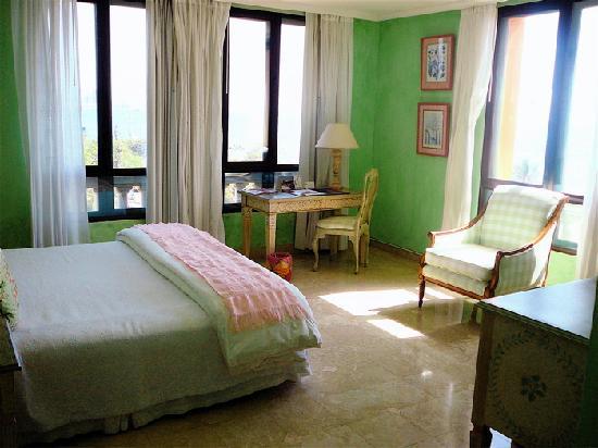 Charleston Cartagena Hotel Santa Teresa: Guest room 418, overlooking the Caribbean