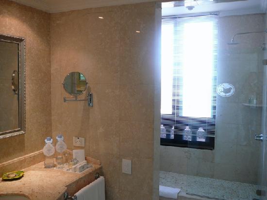 Charleston Cartagena Hotel Santa Teresa: Guest bathroom, Room 418