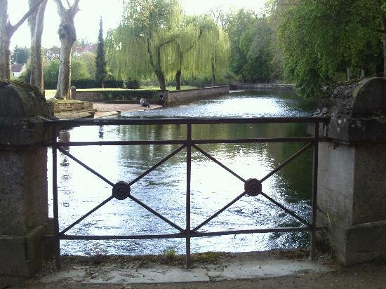 Le Bourguignon : Source of the River Beze